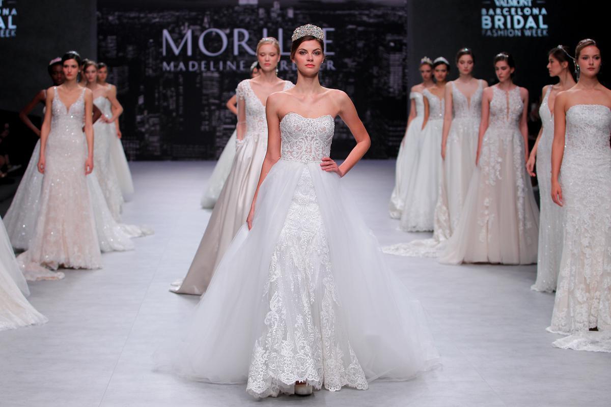 Bridal Fashion Week 2020.Morilee 2020 Collection Launches At Vbbfw Wedding Trader Mag